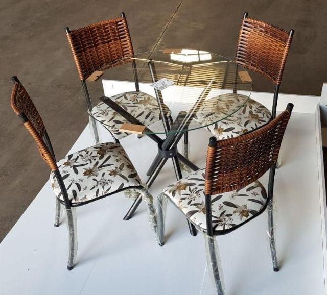 Preço de fabrica - mesa tampo de vidro