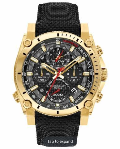 Relógio BULOVA R$ 3.600,00