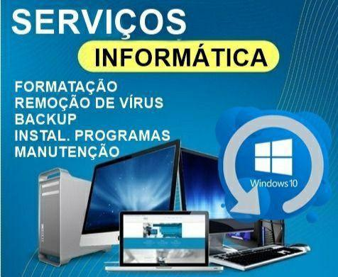 Serviço de informática - profissional freelancer -