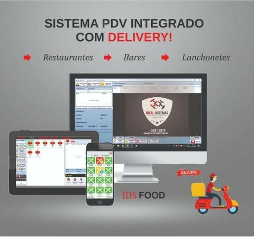 Sistema para restaurantes, bares, lanchonetes e delivery