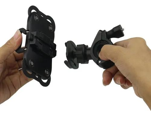 Suporte de telefone móvel bicicleta suporte de navegação