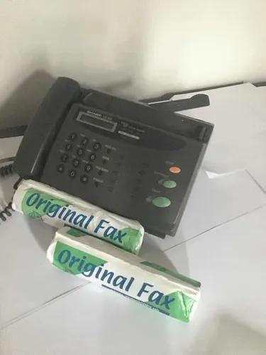 Tel fax sharp ux-108, estado de novo, pouco uso
