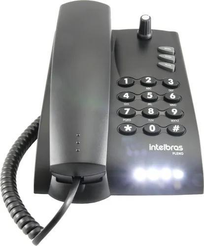 Telefone amplificado deficiente auditivo idoso sinalizador