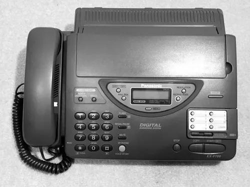Telefone - fax panasonic mod. kx-f700