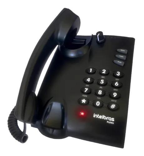 Telefone para ouvir melhor com som amplificado