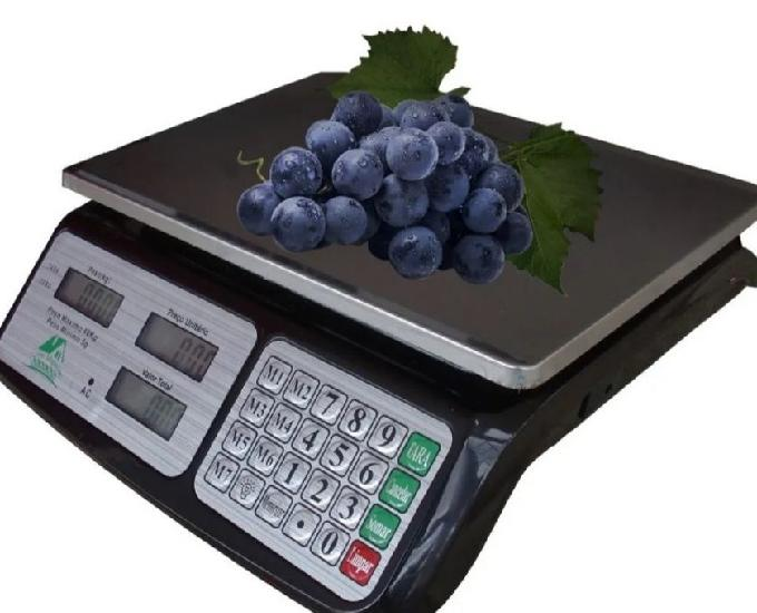Balança digital 40kg com garantia-entregamos