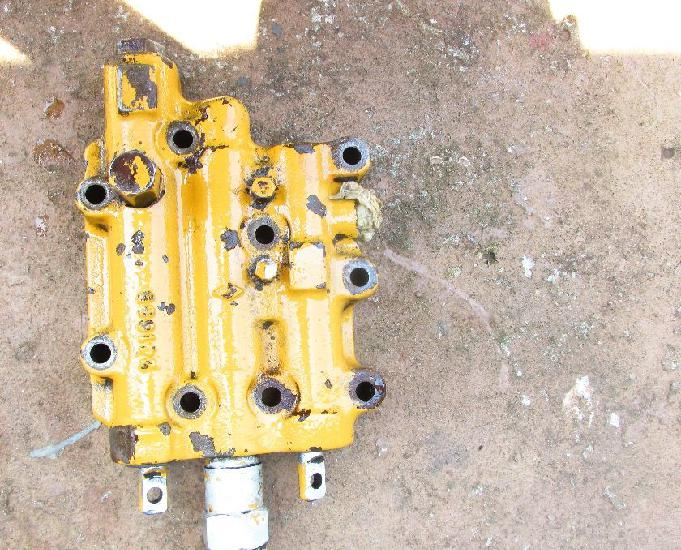 Pa carregadeira valvula trasmissao torque clarck