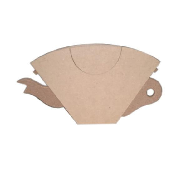 Porta filtro de cafe 103 30x4x20 mdf cru 809