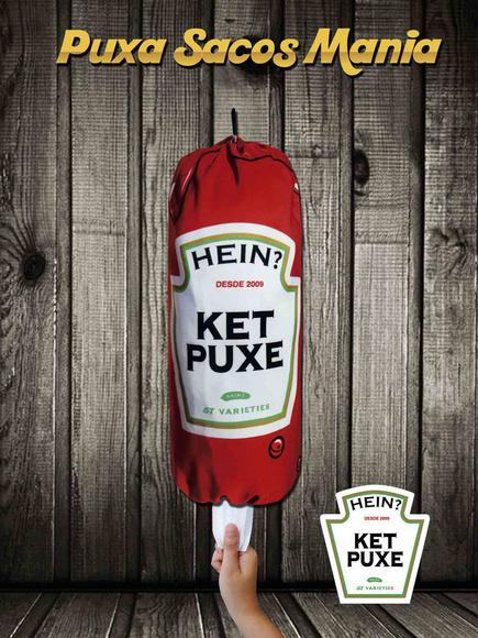 Puxa saco divertido decoração cozinha ket puxe
