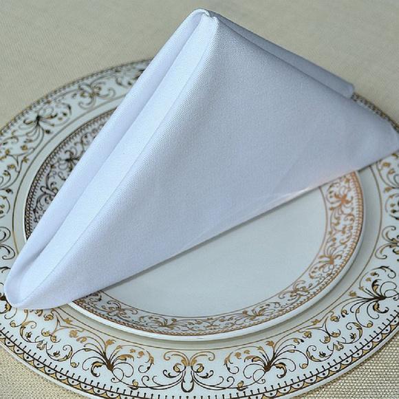 Kit 10 guardanapo tecido luxo alto padrão