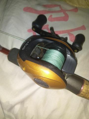 Carretilha shimano usada