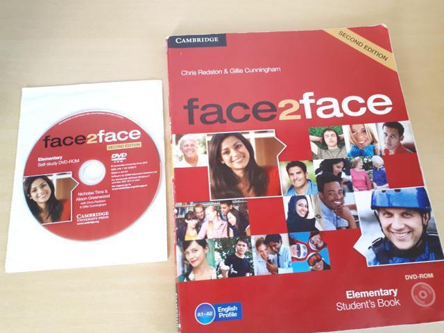 Ingles iniciante com cd audio face2face