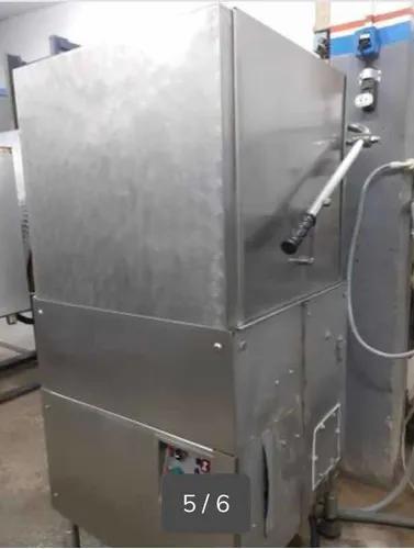 Lava-louças industrial