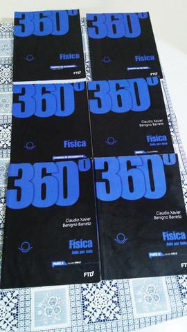 Livro física aula por aula - ftd - coleção 360º