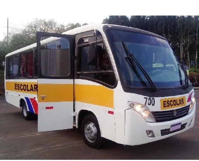 Micro onibus comil vw 9150 mwm x 12 cód.6586 ano 2008