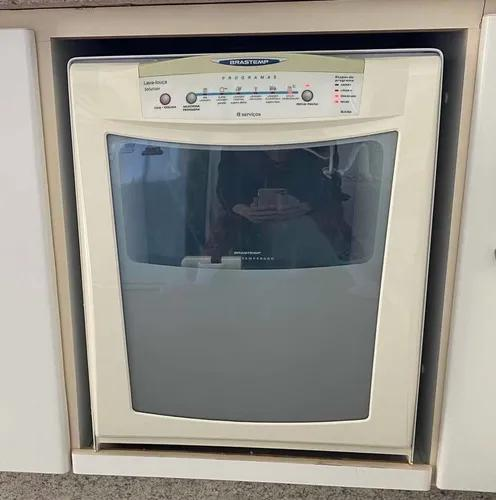 Máquina de lavar louça - brast