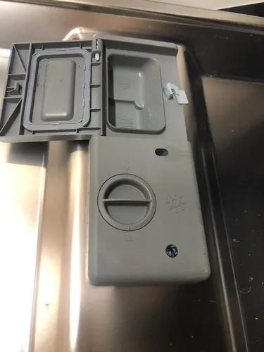 Máquina de lavar louça eletrolux inox