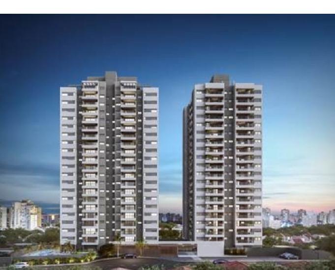 The adress apartamento de 107 m² -3 suítes - 2 vagas -