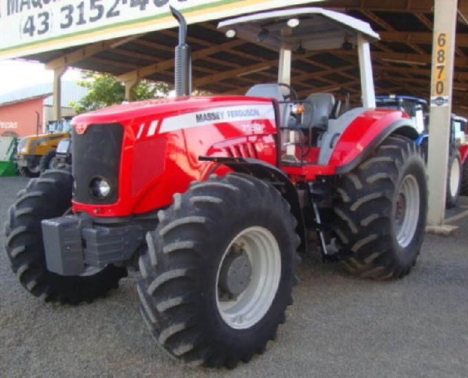 Trator mf 7100