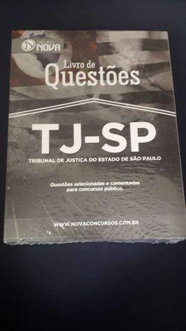 Tj - sp escrevente judiciário lacrado