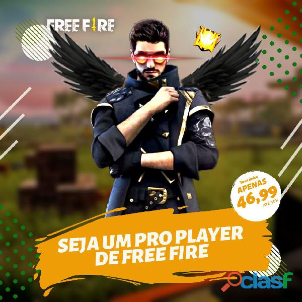 Ebook free fire pro player