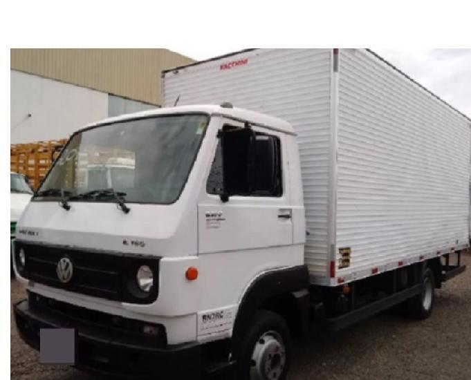 Vw 8160 delivery bau 2012