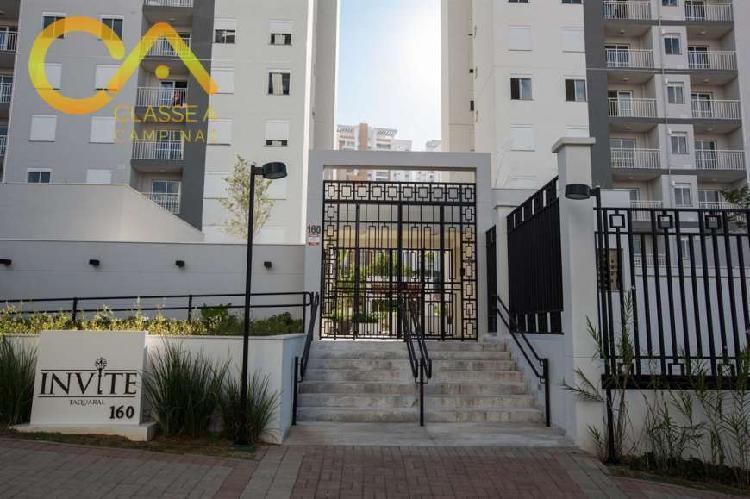 Apartamento residencial em campinas - sp, taquaral