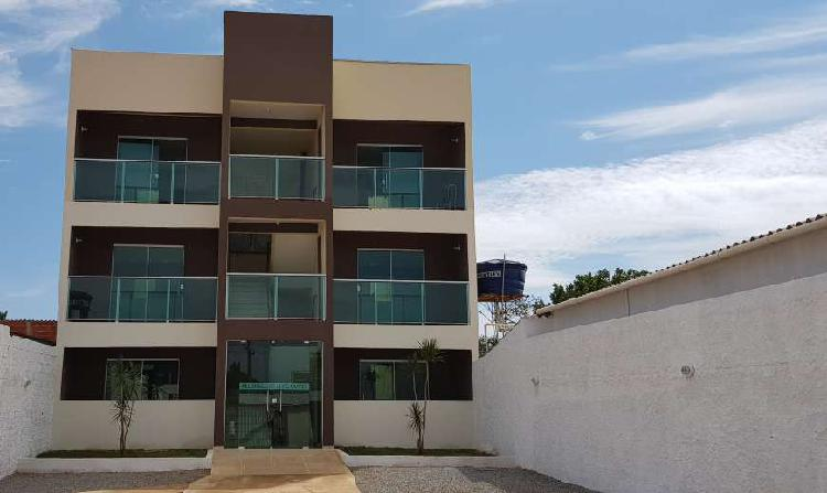 Apartamento 2 quartos 74,86 m² setor 04 águas lindas.