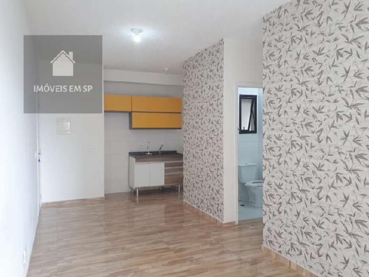 Apartamento 2 dormitórios (1 suíte), 1 vaga - viva mais