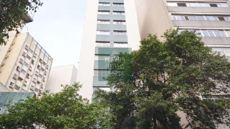 Apartamento bela vista 40m² 1 dormitório 1 vaga
