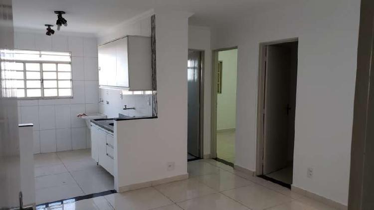 Apartamento condomínio residencial villa d itália