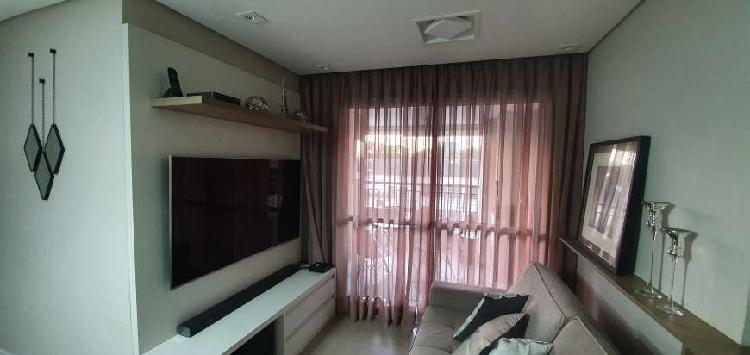 Apartamento decorado porteira fechada!