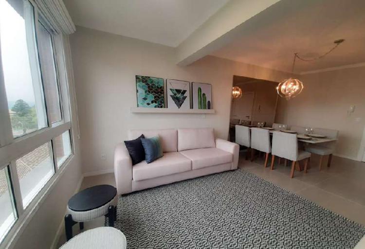 Apartamento NOVO mobiliado e DECORADO em São Francisco -