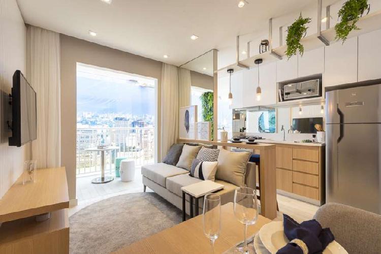 Apartamento no centro de sp - projeto mcmv