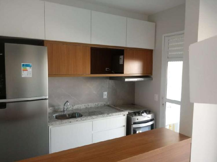 Apartamento novo pronto para morar/ alugar