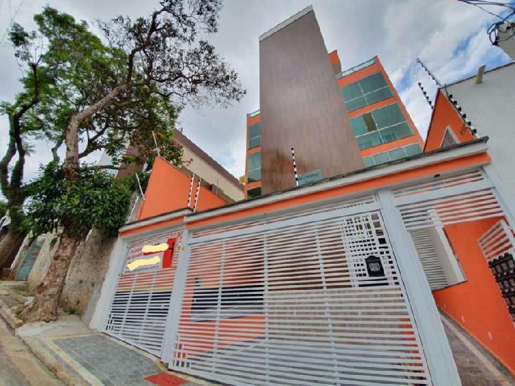 Apartamento para venda tem 40 metros quadrados com 2 quartos
