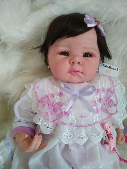 Bebê reborn maria isabella