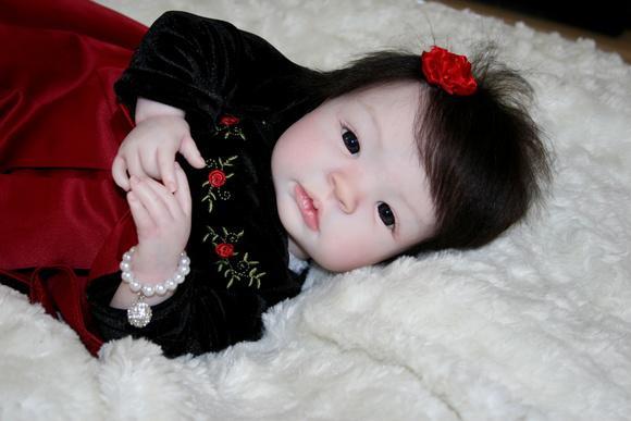 Bebê reborn shyann-por encomenda !!!