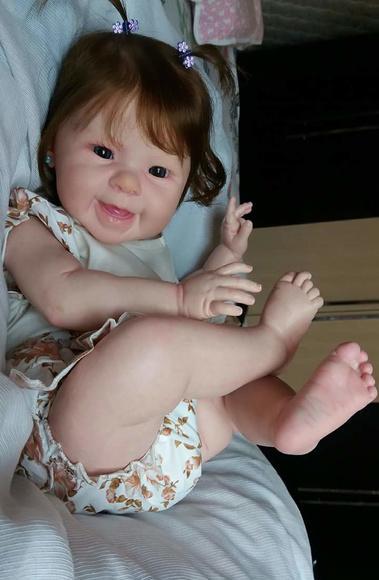 Bebe reborn maizie