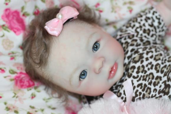 Bebe reborn morgan -