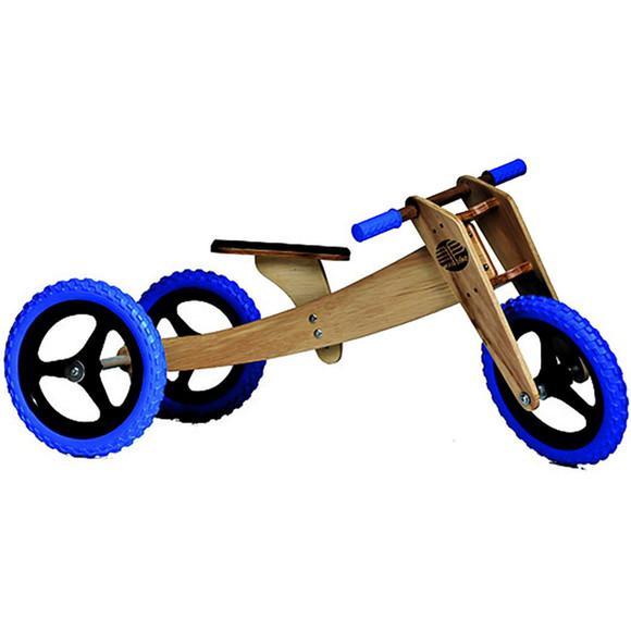 Bicicleta de madeira woodbike - 3 estágios - woodline -
