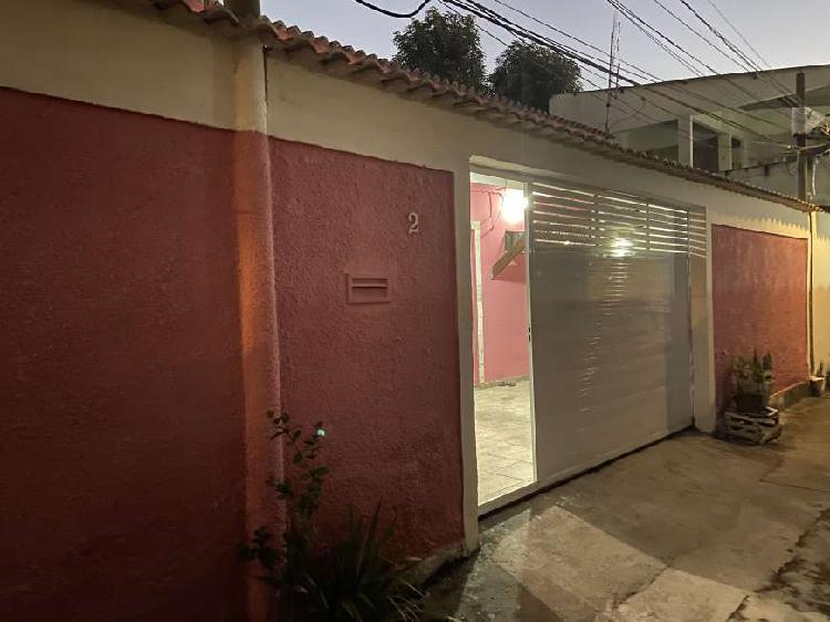 Casa 2 quartos área total 96m2