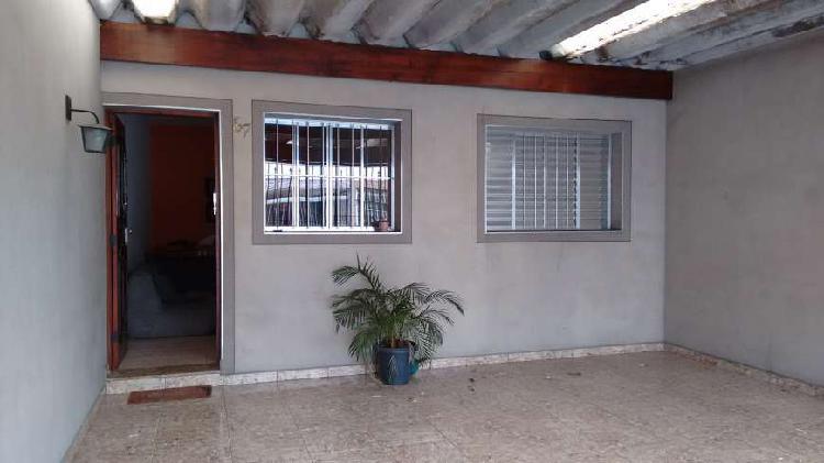 Casa térrea, 03 dormitórios no parque maria luiza. são