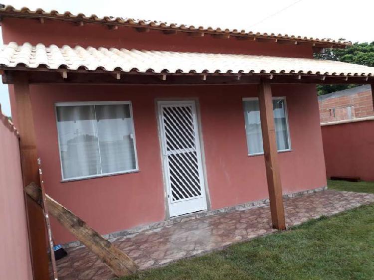 Casa à venda - unamar/cabo frio, 2 quartos, mobiliada e