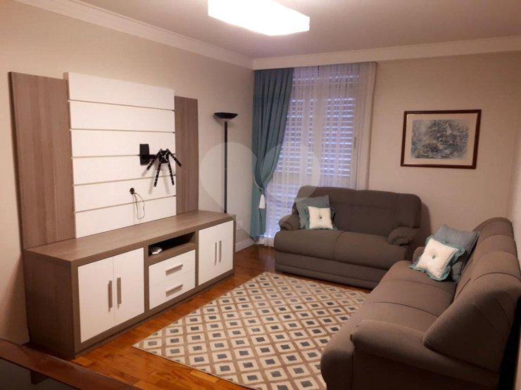 Excelente apartamento face norte semi mobiliado para venda
