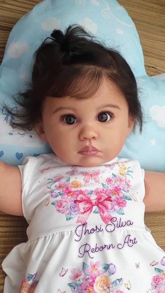 Julieta bebê reborn toddler original