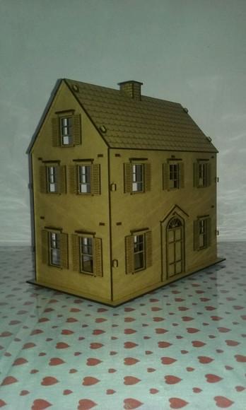 Kit móveis + casa de bonecas polly, barbie pocket
