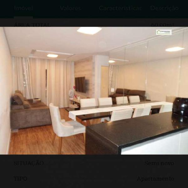 Lindo apartamento na vila prudente - 2 dormitóriod - 2