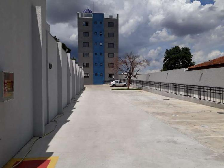 Residencial blue tower