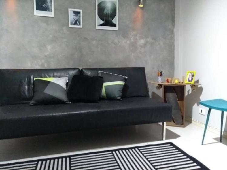 Vende apartamento vila buarque 1 dormitório 64 m² quarto